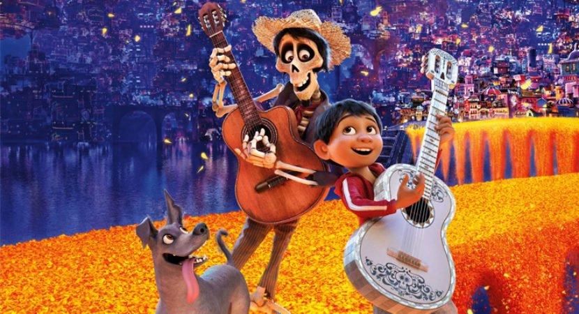 Coco Viva A Vida E Uma Festa Um Filme Incrivel Para