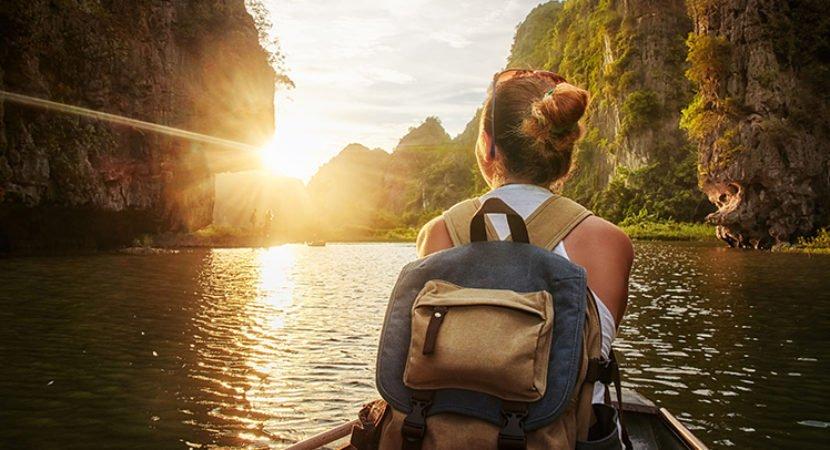 Por que viajar é a melhor