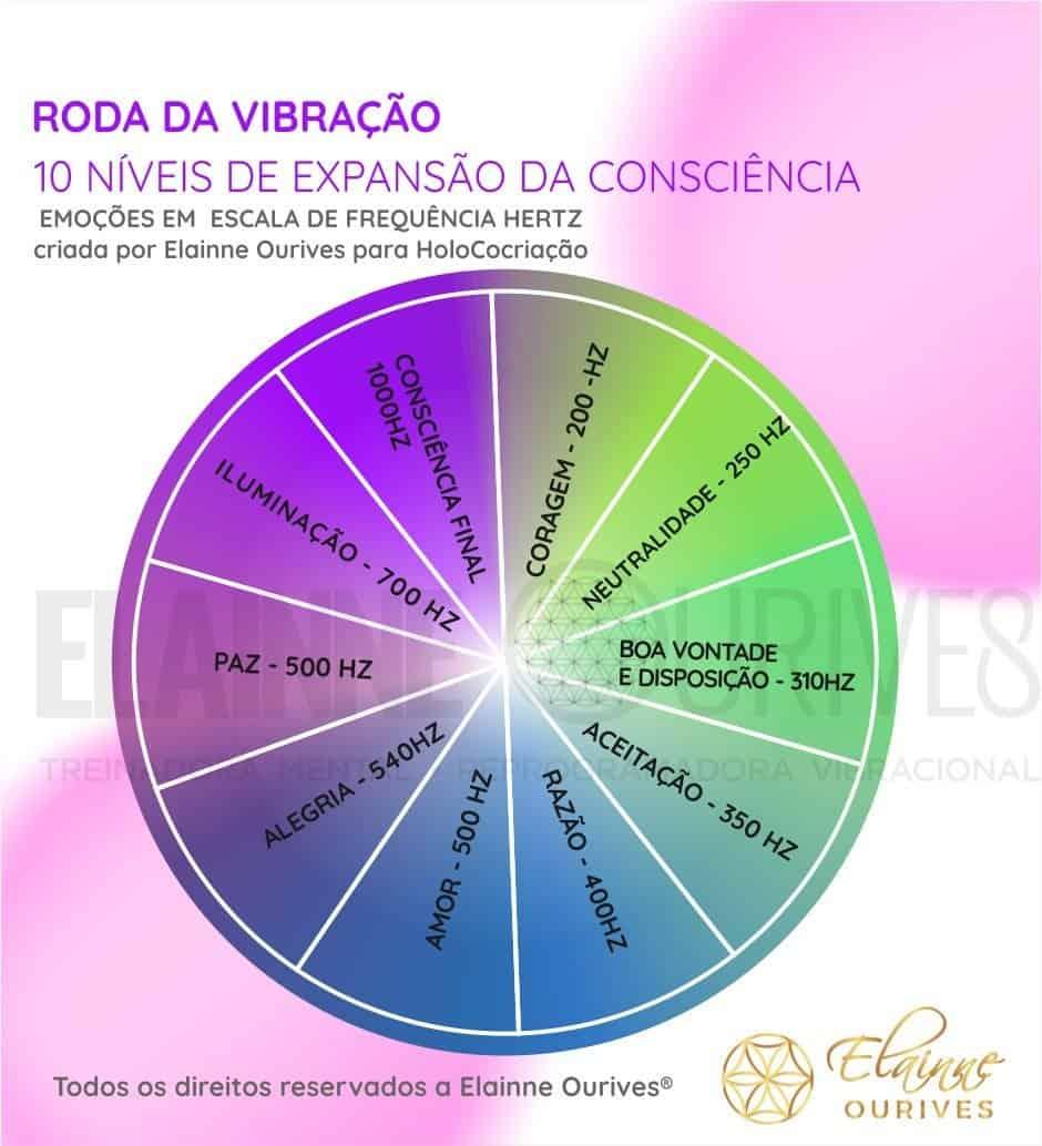 roda da vibração