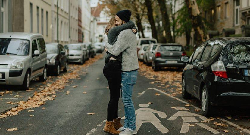 amor é querer a felicidade