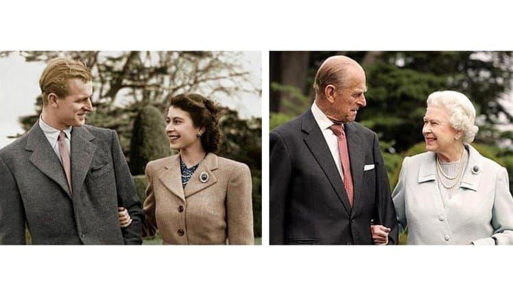 após 70 anos de união