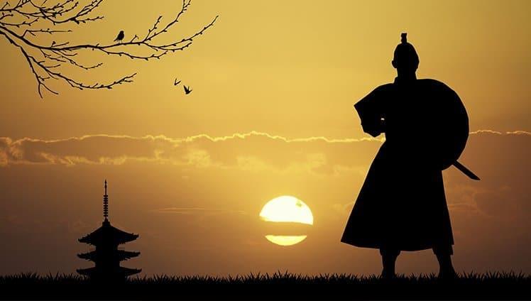 o amor e o samurai