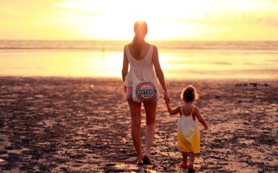 Mãe e o DNA da culpa