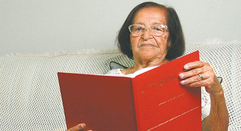 aos 95 anos