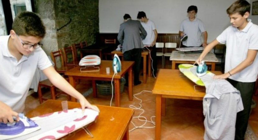 colégio espanhol