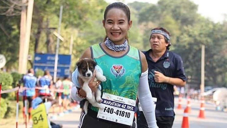 maratonista resgata