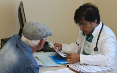 Sem médicos em posto