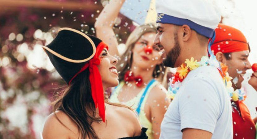O Carnaval de cada signo