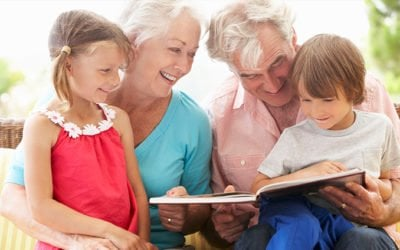 a importância dos avós