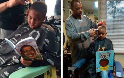 barbeiro dá desconto para