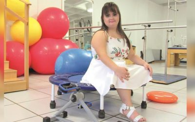 conheça a primeira brasileira
