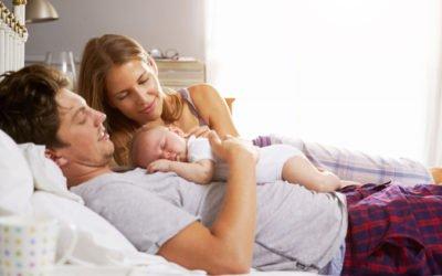 O sono dos pais