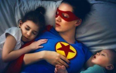 um dia de uma mãe é equivalente