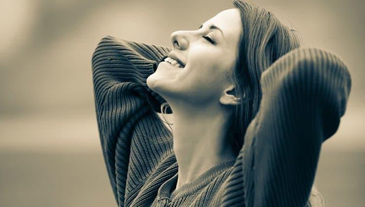 5 razões para sorrir