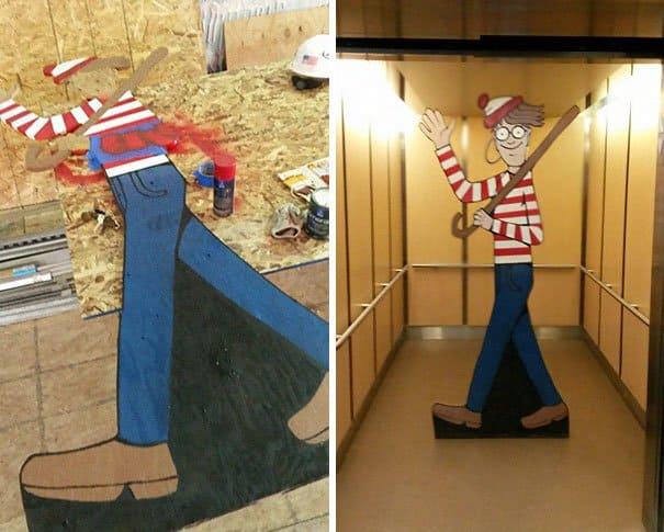 pedreiro esconde Wally3