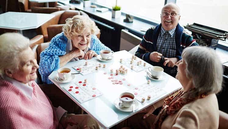 A velhice não deve incomodar