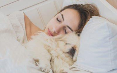 as mulheres dormem melhor