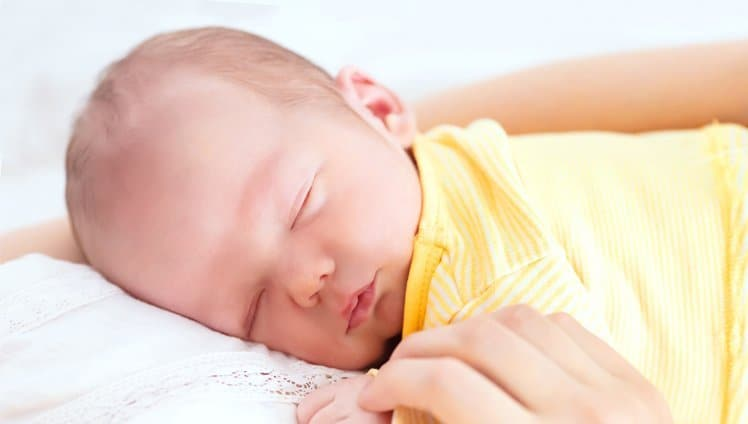 Dormir até os 3 anos