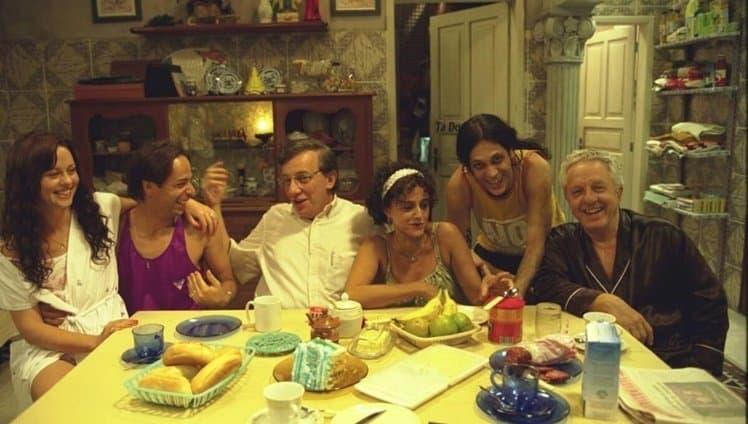 ser da família