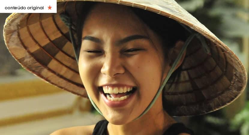 pessoas felizes não se incomodam com a felicidade alheia