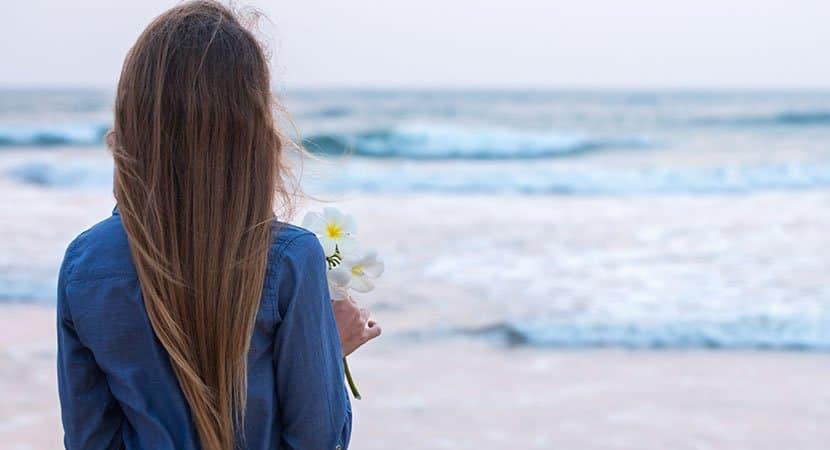 Amar alguém pode ter a ver com deixá lo ir