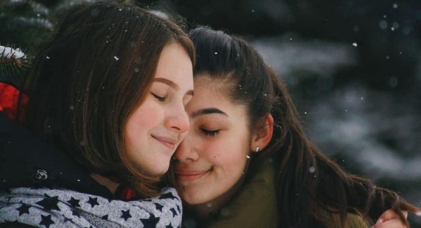 ser amigo sobre amizade