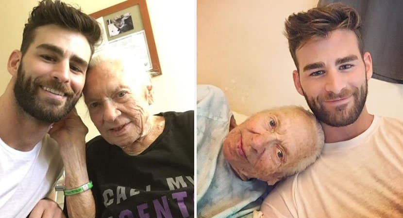 viraljovem adota vizinha de 89 anos