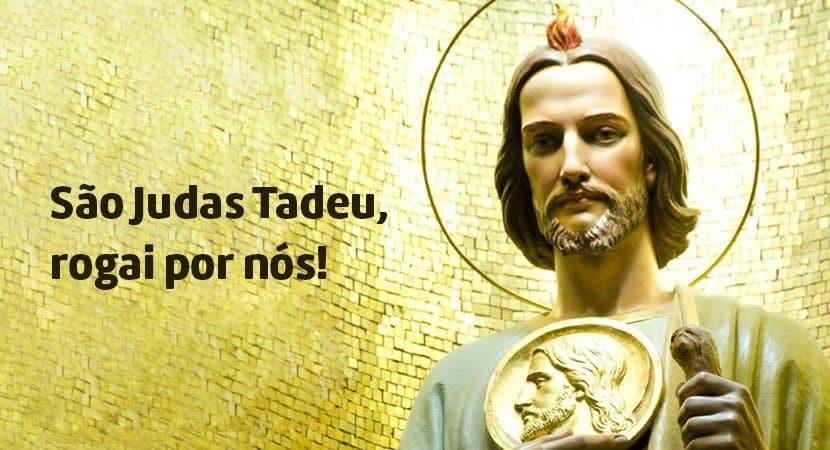 São Judas Tadeu santo das causas impossíveis