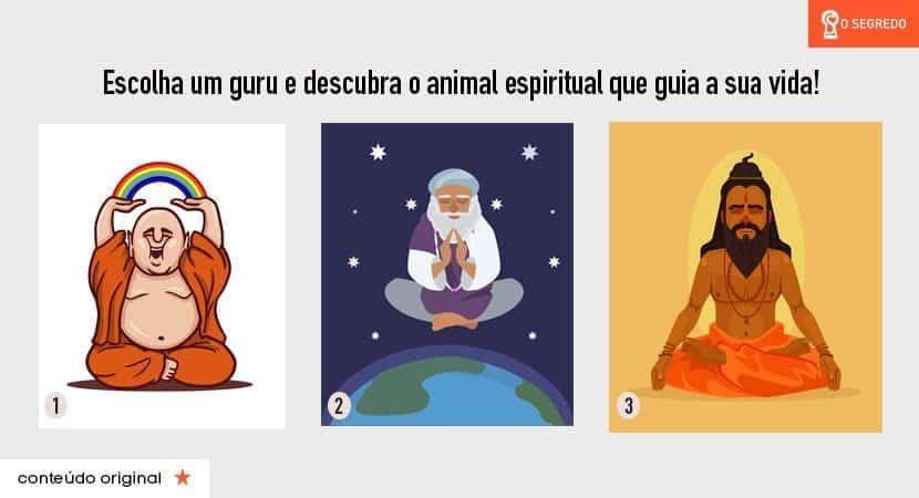 escolha um guru