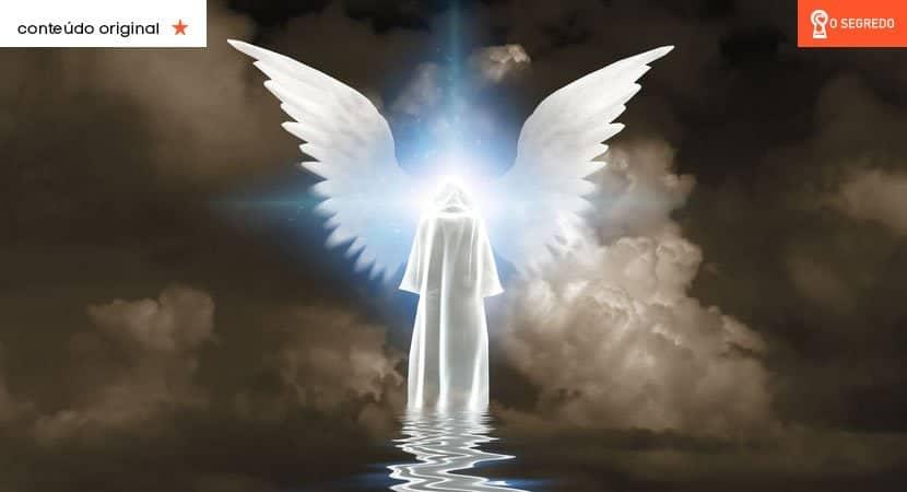 anjos estão cuidando