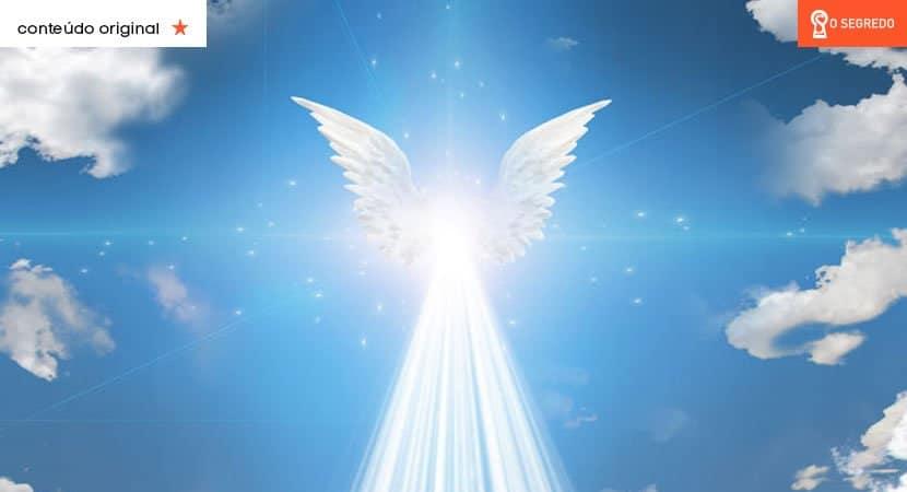 deus está enviando anjos