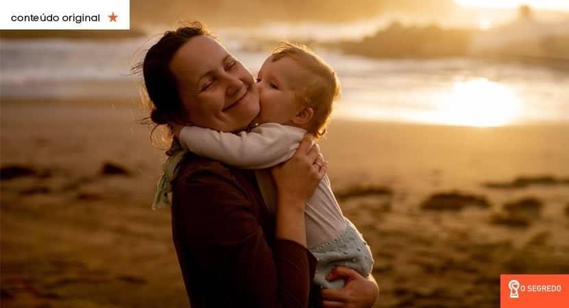 o amor de mãe é