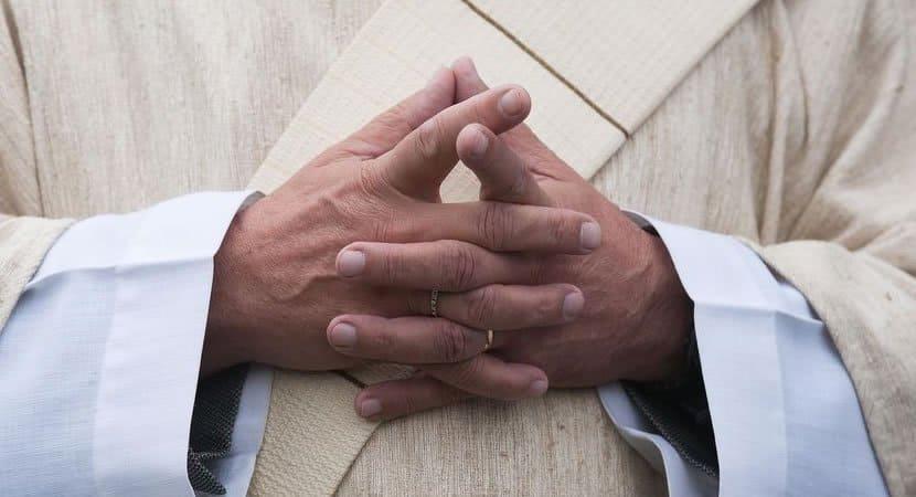 oração ao papa