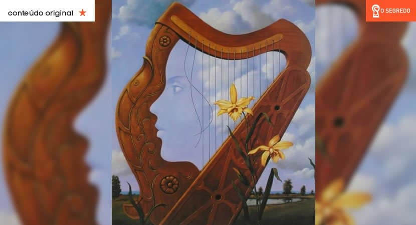 a harpa