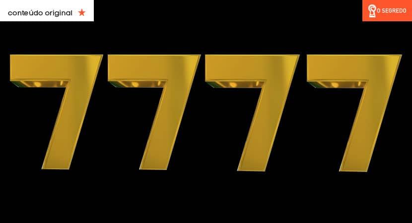 o número 7777