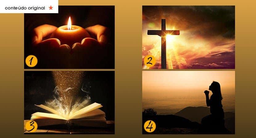 Escolha uma imagem e receba um conselho de Deus para o mês que se inicia
