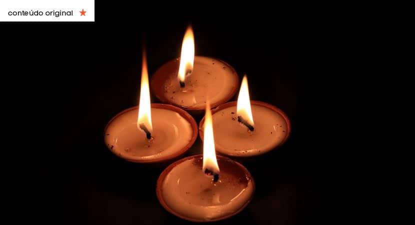 as 4 velas a parábola que nos ensina o porquê nunca podemos perder a esperança