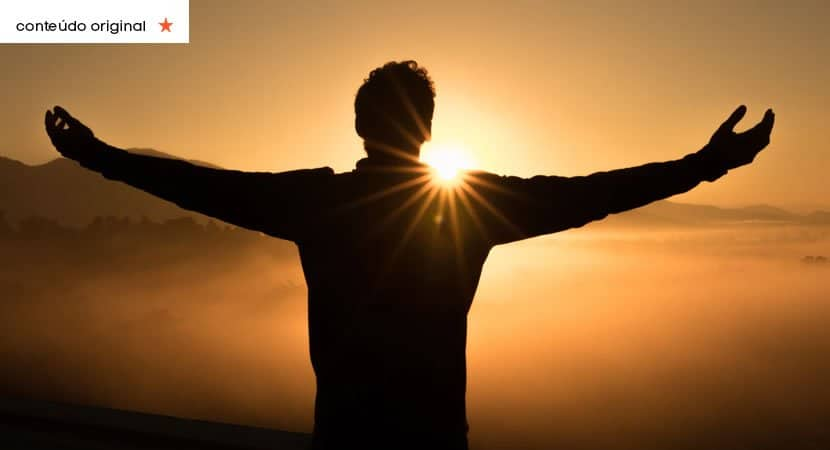 gratidão Deus por ter me acordado mais um dia com saúde