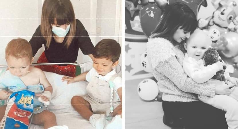 4após quase 2 anos menino com câncer conseguiu um doador um cordão umbilical salvará a sua vida