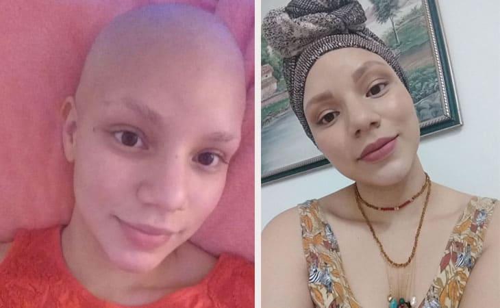 capatudo é possível para aqueles que acreditam diz jovem que venceu o câncer