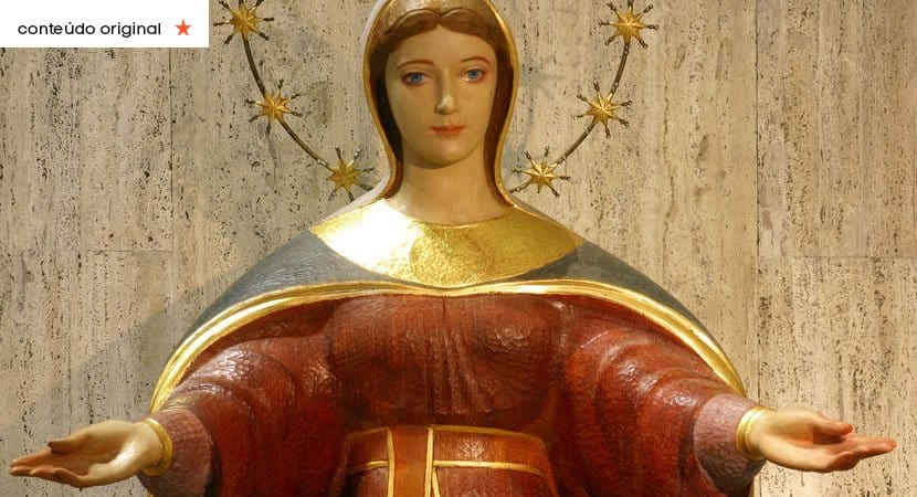 nossa Senhora da Conceição abençoe nos com o Seu manto de misericórdia