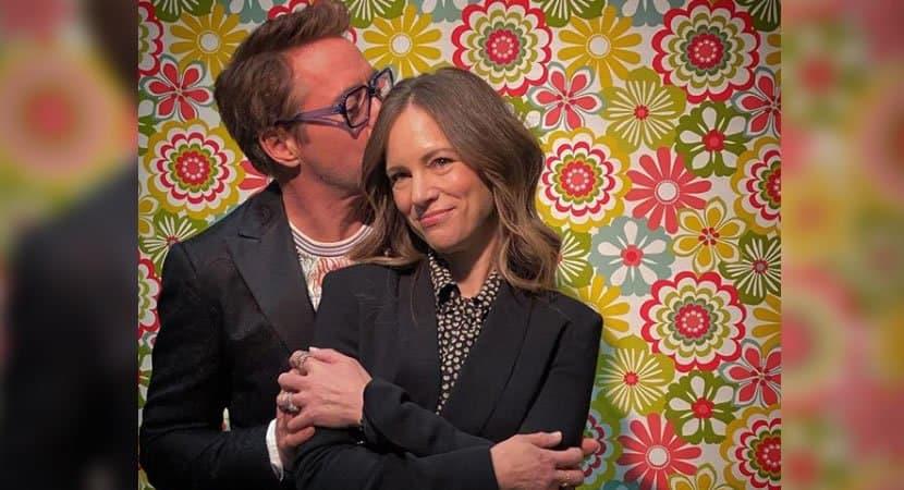 robert Downey Jr. sobre sua esposa Ela é a fonte de todas as coisas boas