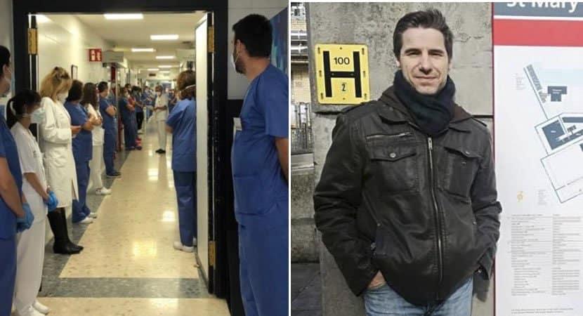 2 Enfermeiro que lutou por direitos de pacientes com covid morre repentinamente. Uma grande perda