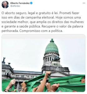 2legalização do aborto na Argentina é aprovada pelo senado do país