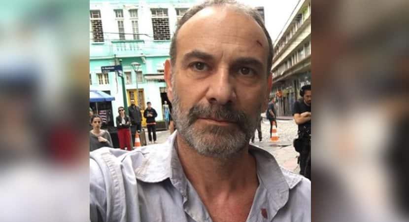 Lima Duarte faz mensagem a Marco Ricca internado com covid Amigão tô torcendo pela sua recuperação