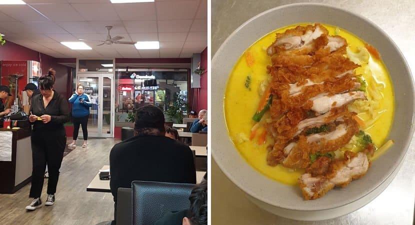 capaclientes de restaurante se levantam e trabalham de graça para ajudar funcionário que estava sozinho