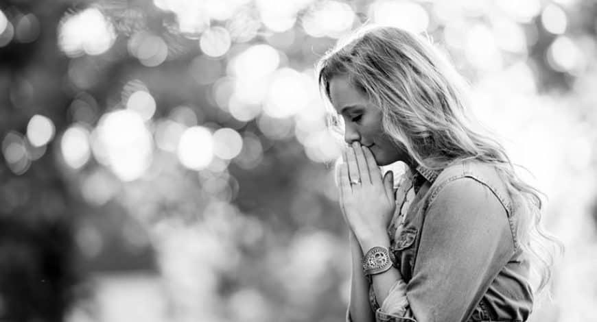 Deus nao age em nossa ansiedade mas em nossa confianca
