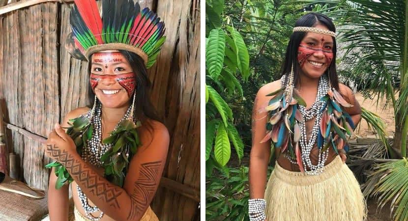 Jovem indigena do Amazonas e sucesso no TikTok com mais de 2 milhoes de seguidores capa