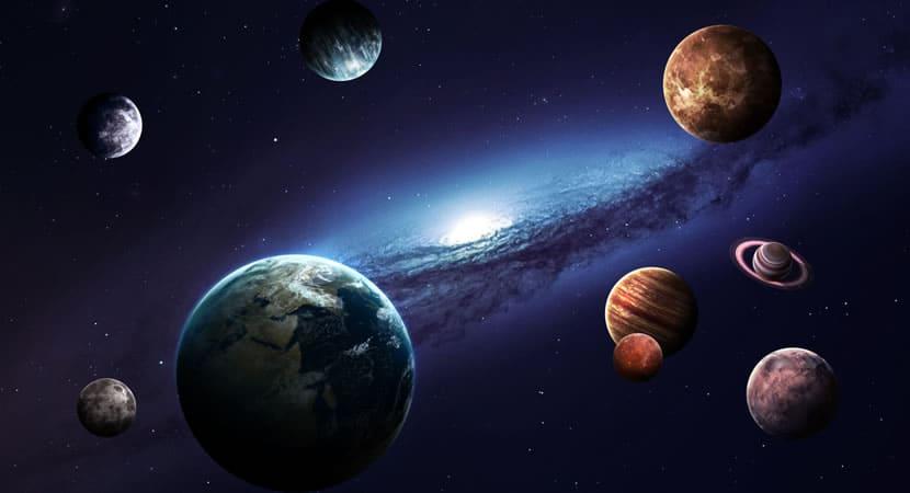 conjunção entre Júpiter Saturno e Mercúrio embelezará o céu do dia 10 Um presente do Universo