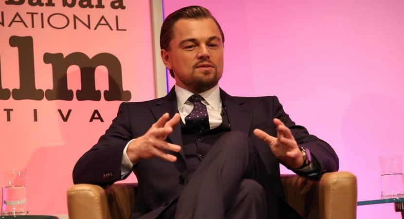 leonardo DiCaprio doou mais de 82 milhoes de reais para proteger o meio ambiente e os animais